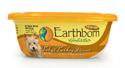 Earthborn Holistic® Toby's Turkey Dinner™ in Gravy