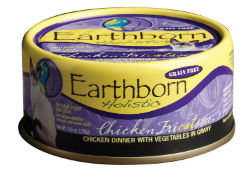 Earthborn Holistic® Chicken Fricatssee™  - Coastal Ag Supply