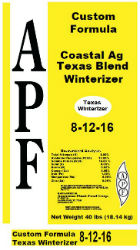 Coastal Ag Texas Blend Winterizer 8-12-16