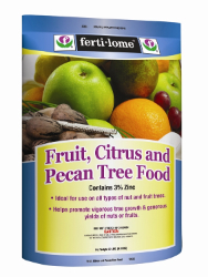 ferti•lome® Fruit, Citrus and Pecan Tree Food 19-10-5