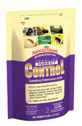 Natural Guard® Crawling Insect Control containing DE