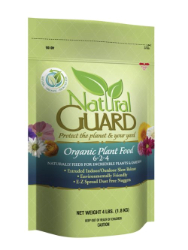 Natural Guard® Organic Plant Food 6-2-4 - Coastal Ag Supply