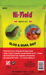 Hi-Yield® Improved Slug & Snail Bait