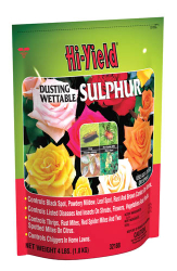Hi-Yield® Dusting Wettable Sulfur