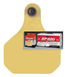 XP 820™ Insecticide Ear Tags