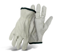 Boss® Grain Leather Driver Gloves