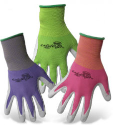 Boss® Ladyfinger® Ladies' Nitrile Palm Gloves