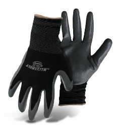 Boss® Jobmaster® Nylon with Nitrile Coated Palm Gloves